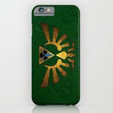 Tri Force of Zelda Slim Case iPhone 6s