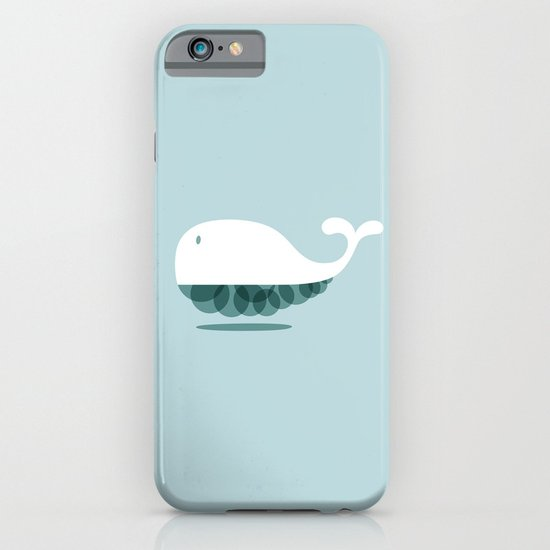 WHALE iPhone & iPod Case