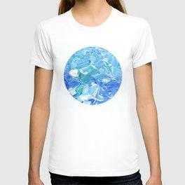 Acrylic Reef [Circle] T-shirt