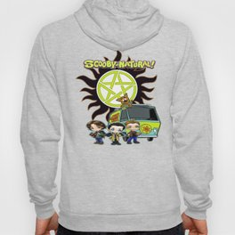 Scoobynatural And The Crew Hoody