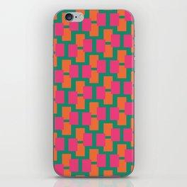 Geometrix / Spring iPhone Skin
