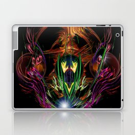 Art Deco Birds of Paradise Laptop & iPad Skin