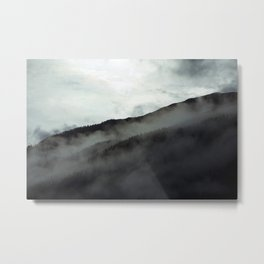 Inversion Metal Print