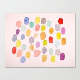 Palette I Canvas Print