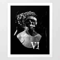 PHREN 3-6 Art Print
