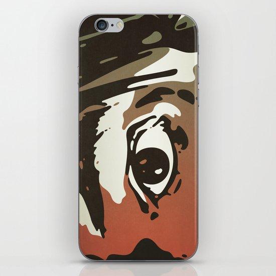 you. iPhone & iPod Skin