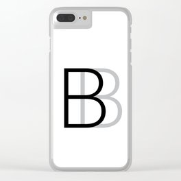 BB Clear iPhone Case