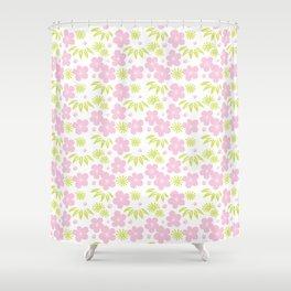 Japanese Pattern 6 Shower Curtain
