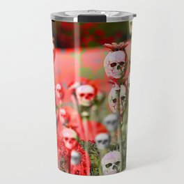 papi flower Travel Mug