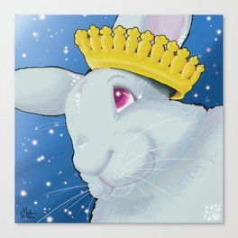 The Carrot King Canvas Print