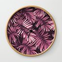 Rose palm leaves by mydream