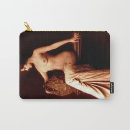 Dorothy Knapp Vintage Sophistication Carry-All Pouch