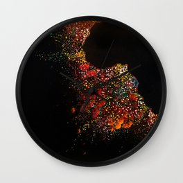 Motherland Magic Wall Clock