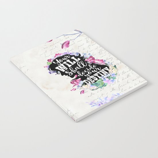 Jane Eyre - Destiny Notebook