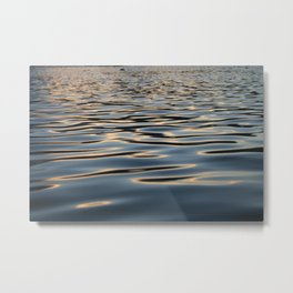 Tranquility by Mandy Ramsey Metal Print