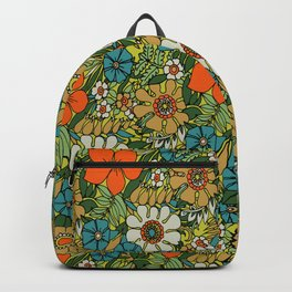 70s Plate Backpack