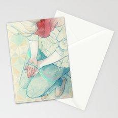 Sin Valentín Stationery Cards