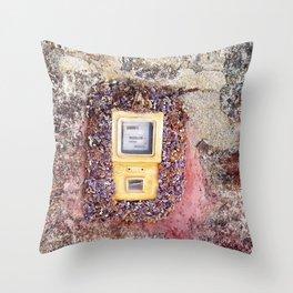 Tinos Island  Throw Pillow