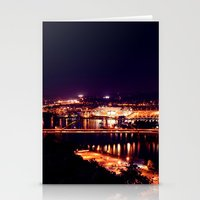 pittsburgh Stationery Cards featuring Pittsburgh  by Chandon Photography