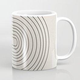 Arch Art, Modern Pattern, Mid Century  Coffee Mug