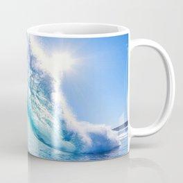 Blue Waves Coffee Mug