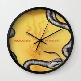 Modest Mouse - Dashboard Wall Clock