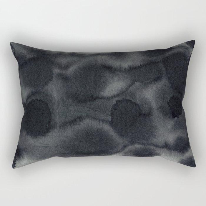 ink. Rectangular Pillow