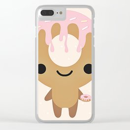 ginnerbread Clear iPhone Case