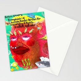 The Trumphish Stationery Cards