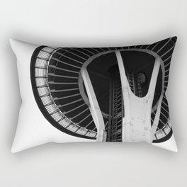 Variation on a Needle Rectangular Pillow