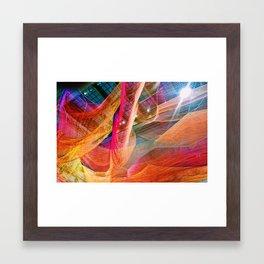 tapestries Framed Art Print