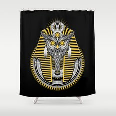 Guardian of the Afterlife Shower Curtain