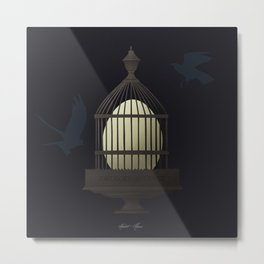 Exit Does Not Exist - Modest Mouse Metal Print