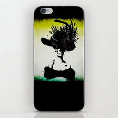 mrs skeleton iPhone & iPod Skin