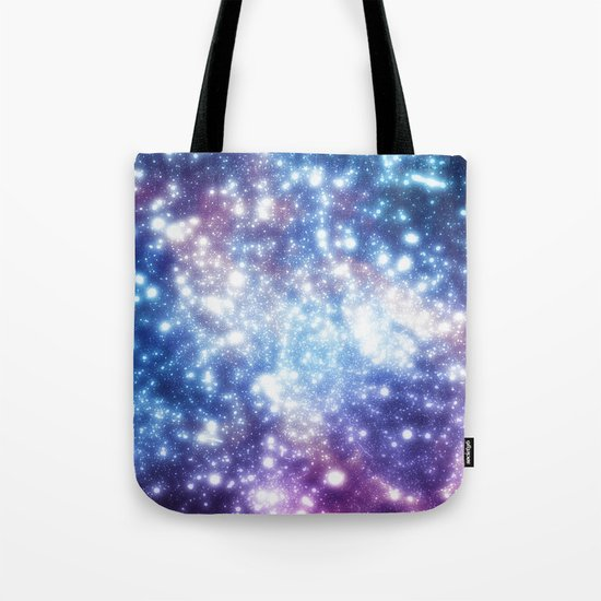 Map of the Stars Tote Bag