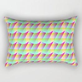 Beavertail wallpaper Rectangular Pillow