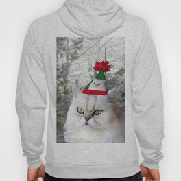 Christmas Cat Hoody