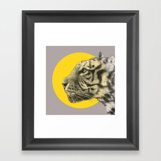 Wild 4 by Eric Fan & Garima Dhawan Framed Art Print