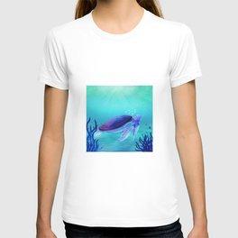 Underwater friends T-shirt