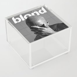 Blond helm pink Acrylic Box