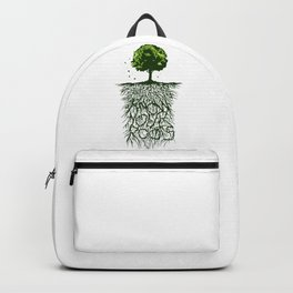 Know Your Roots Artwork Backpack