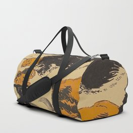 Pussy-cat town - Marion Ames Taggart and Rebecca Chase - 1906 Duffle Bag