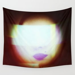 Premonitions & Photons Wall Tapestry