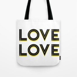 Love Love Tote Bag
