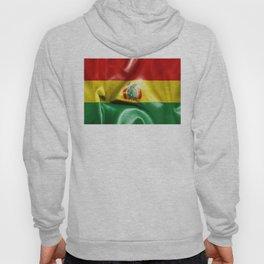 Bolivia Flag Hoody