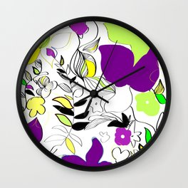 Naturshka 5 Wall Clock