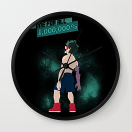One For All 1,000,000% Wall Clock