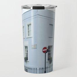 Notting Hill Corner Travel Mug
