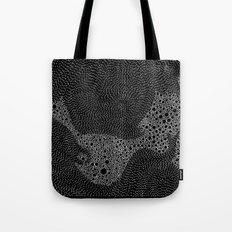 the mole's hyperacidity   black Tote Bag