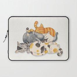 Cat Nap (Siesta Time) Laptop Sleeve